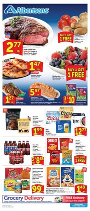 Grocery & Drug offers in the Albertsons catalogue in Denton TX ( 3 days left )