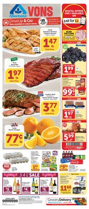 Grocery & Drug offers in the Albertsons catalogue in Baldwin Park CA ( Expires today )
