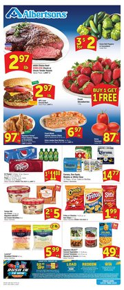 Grocery & Drug offers in the Albertsons catalogue in Lafayette LA ( 8 days left )