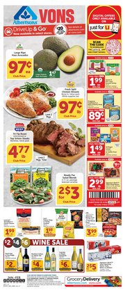 Grocery & Drug offers in the Albertsons catalogue in Fontana CA ( 2 days ago )