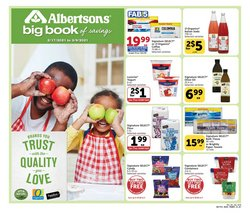 Grocery & Drug offers in the Albertsons catalogue in Los Angeles CA ( 5 days left )
