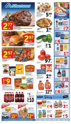 Grocery & Drug deals in the Albertsons catalog ( 7 days left)