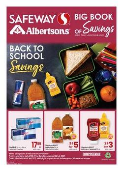 Albertsons catalog ( 25 days left)