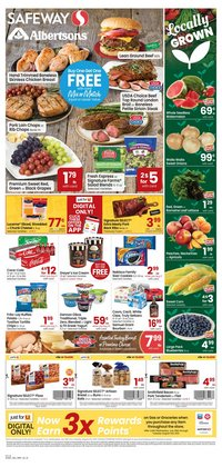 Grocery & Drug deals in the Albertsons catalog ( 6 days left)