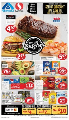 Albertsons deals in the Albertsons catalog ( Published today)