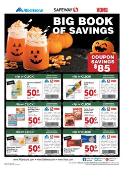 Grocery & Drug deals in the Albertsons catalog ( 2 days left)