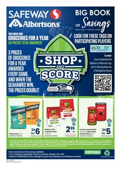 Grocery & Drug deals in the Albertsons catalog ( 11 days left)