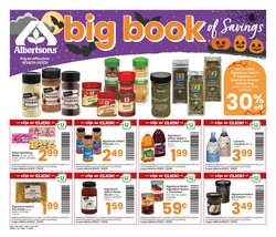 Grocery & Drug deals in the Albertsons catalog ( 14 days left)