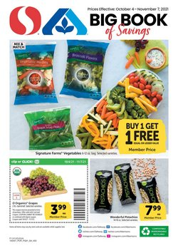 Grocery & Drug deals in the Albertsons catalog ( 23 days left)