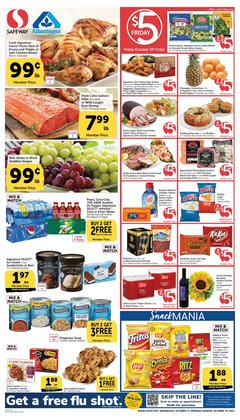 Grocery & Drug deals in the Albertsons catalog ( 4 days left)