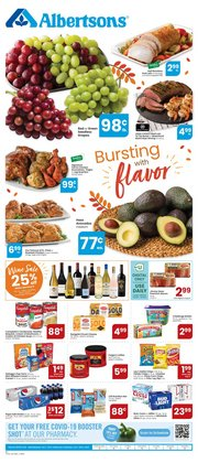 Grocery & Drug deals in the Albertsons catalog ( Expires tomorrow)
