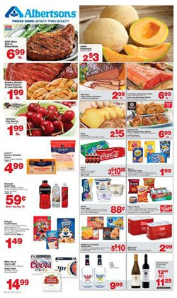 Albertsons deals in the Albuquerque NM weekly ad