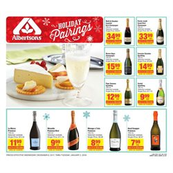 Albertsons deals in the Santa Ana CA weekly ad