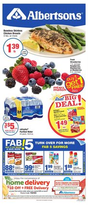 Grocery & Drug deals in the Albertsons weekly ad in Los Angeles CA