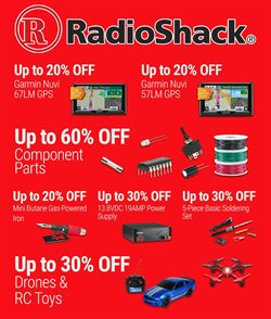 Manhattan Mall deals in the RadioShack weekly ad in New York