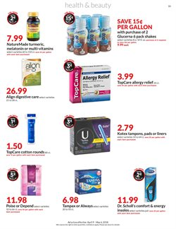 Makeup deals in the Hy-Vee weekly ad in Sioux Falls SD