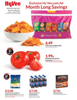 Hy-Vee deals in the Northfield MN weekly ad