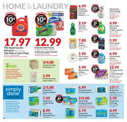 Furniture deals in the Hy-Vee weekly ad in Sioux Falls SD