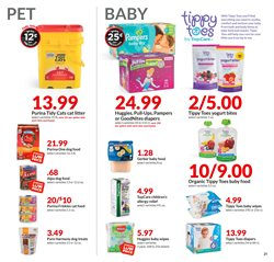 Baby wipes deals in the Hy-Vee weekly ad in Springfield MO