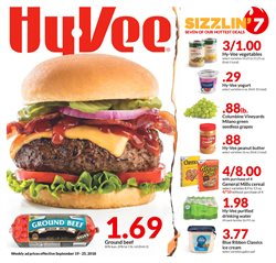 Hy-Vee deals in the Columbia MO weekly ad