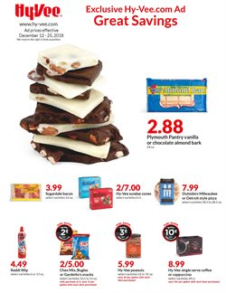 Hy-Vee deals in the Kansas City MO weekly ad