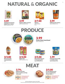 Potatoes deals in the Hy-Vee weekly ad in Sioux Falls SD