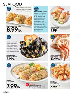 Water deals in the Hy-Vee weekly ad in Kansas City MO