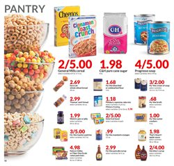 Bowl deals in the Hy-Vee weekly ad in Springfield MO