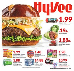 Grocery & Drug deals in the Hy-Vee weekly ad in Springfield MO
