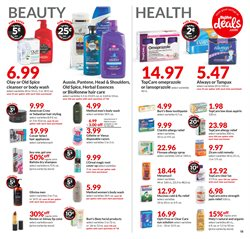 Shampoo deals in the Hy-Vee weekly ad in Kansas City MO