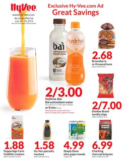 Hy-Vee deals in the Kearney NE weekly ad
