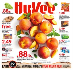 Hy-Vee deals in the Owatonna MN weekly ad