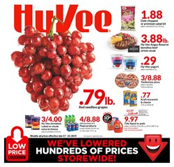Hy-Vee deals in the Springfield MO weekly ad