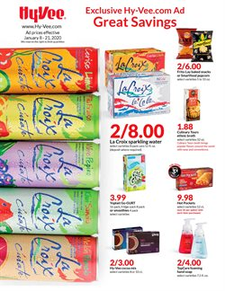 Hy-Vee deals in the Madison WI weekly ad