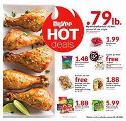 Grocery & Drug deals in the Hy-Vee weekly ad in Muscatine IA