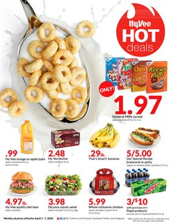 Grocery & Drug offers in the Hy-Vee catalogue in Independence MO ( 1 day ago )