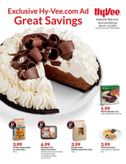Hy-Vee catalogue ( Published today )