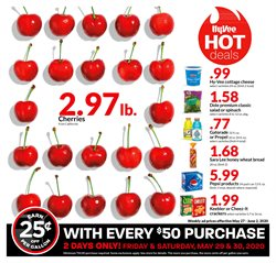 Hy-Vee catalogue in Owatonna MN ( Expires tomorrow )