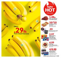Grocery & Drug offers in the Hy-Vee catalogue in Waterloo IA ( Published today )