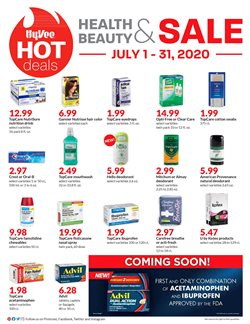 Hy-Vee catalogue ( 25 days left )