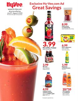 Hy-Vee catalogue ( Expires tomorrow )