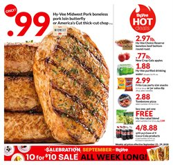 Hy-Vee catalogue ( 2 days ago )