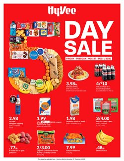 Hy-Vee catalogue ( 2 days left )