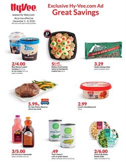 Hy-Vee catalogue ( 3 days left )