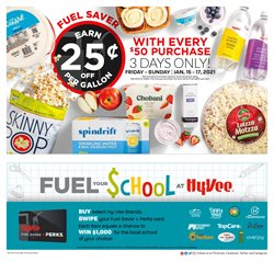 Grocery & Drug offers in the Hy-Vee catalogue in Madison WI ( Expires today )