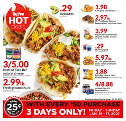 Grocery & Drug offers in the Hy-Vee catalogue in Madison WI ( 2 days left )