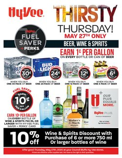 Hy-Vee deals in the Hy-Vee catalog ( Expired)