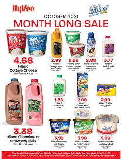 Grocery & Drug deals in the Hy-Vee catalog ( 7 days left)