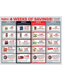 Grocery & Drug deals in the Hy-Vee catalog ( 12 days left)