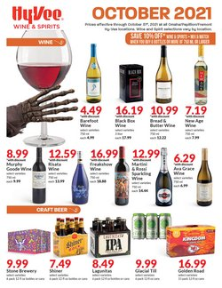 Grocery & Drug deals in the Hy-Vee catalog ( 10 days left)